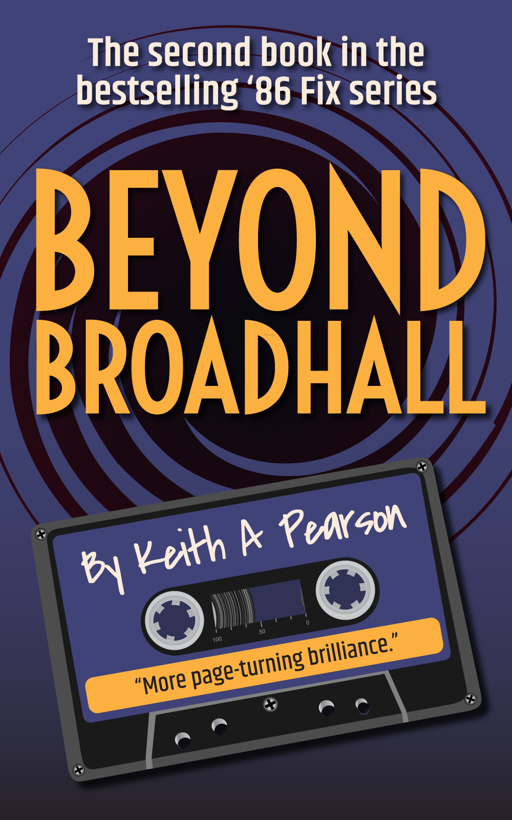 Beyond Broadhall by Keith A Pearson