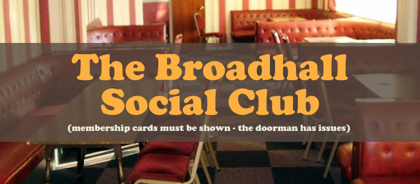 The Broadhall Social Club