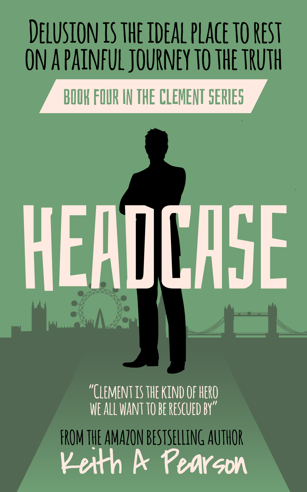 Headcase by Keith A Pearson